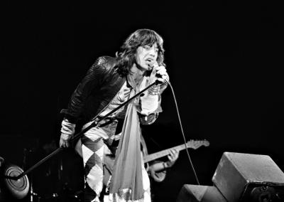 Courte biographie de Mick Jagger